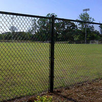 Ball Diamond Fence